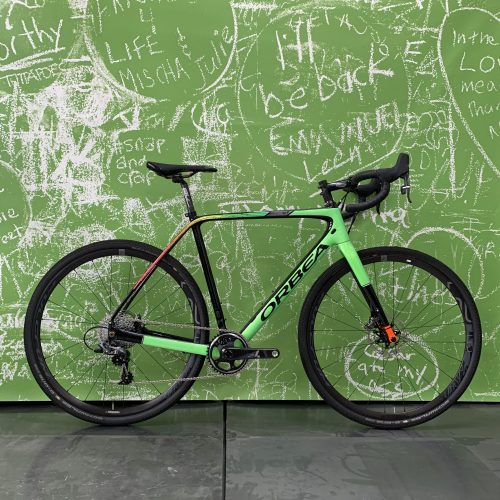 Orbea Fahrrad Terra M21-D M