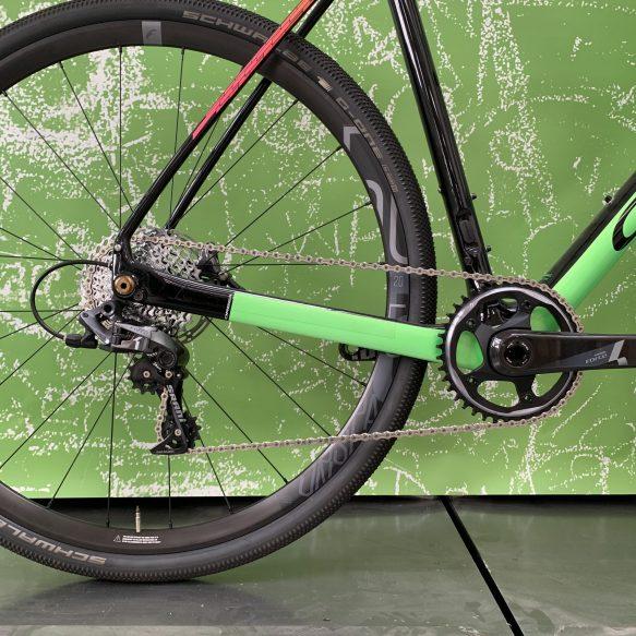 Orbea Fahrrad Terra M21-D M Schaltung