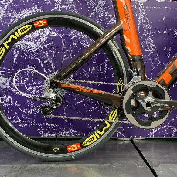 Trek Fahrrad Concept 9.8 Schaltung