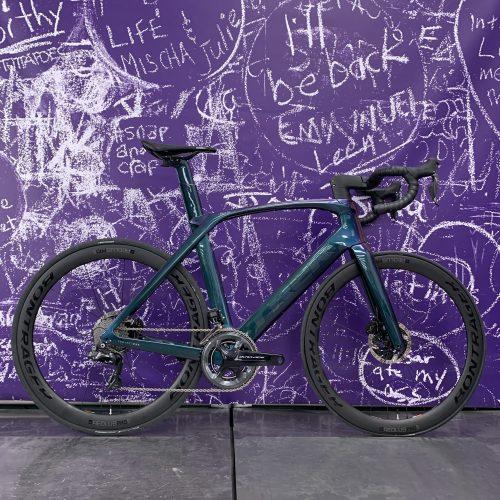 Trek Fahrrad Madone SLR 9 Disc