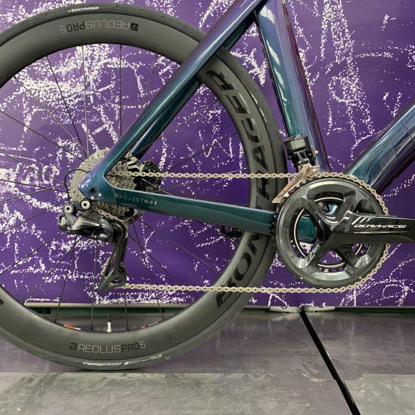 Trek Fahrrad Madone SLR 9 Disc Schaltung